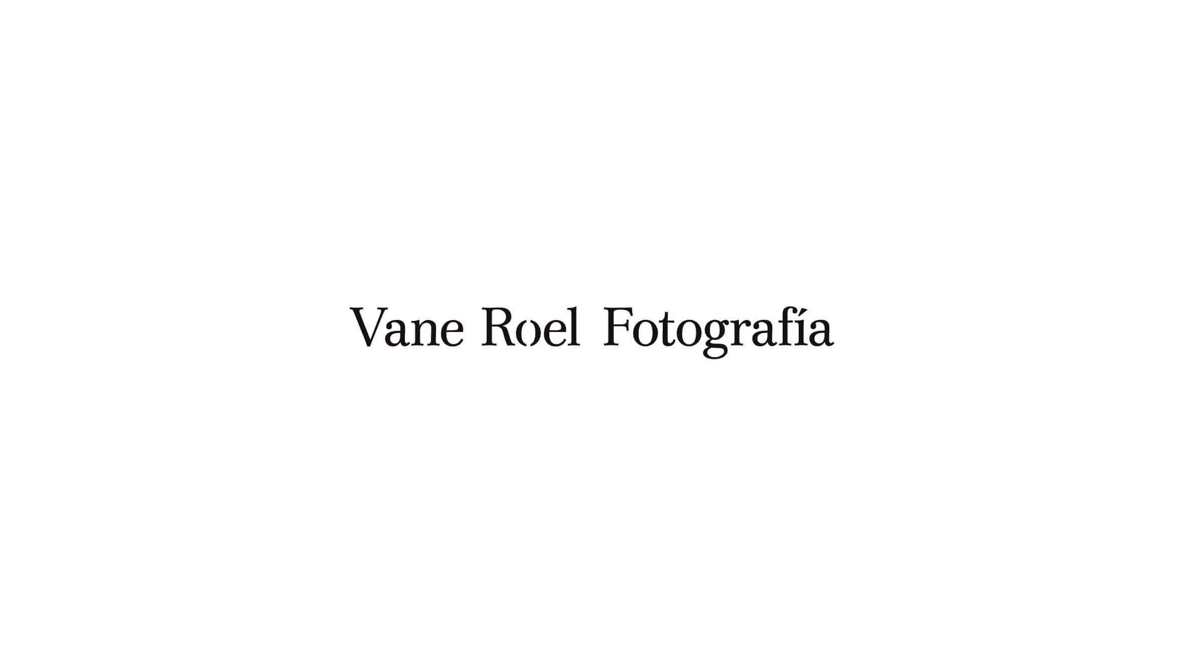 vane-roel-branding-fotografia-logotipo