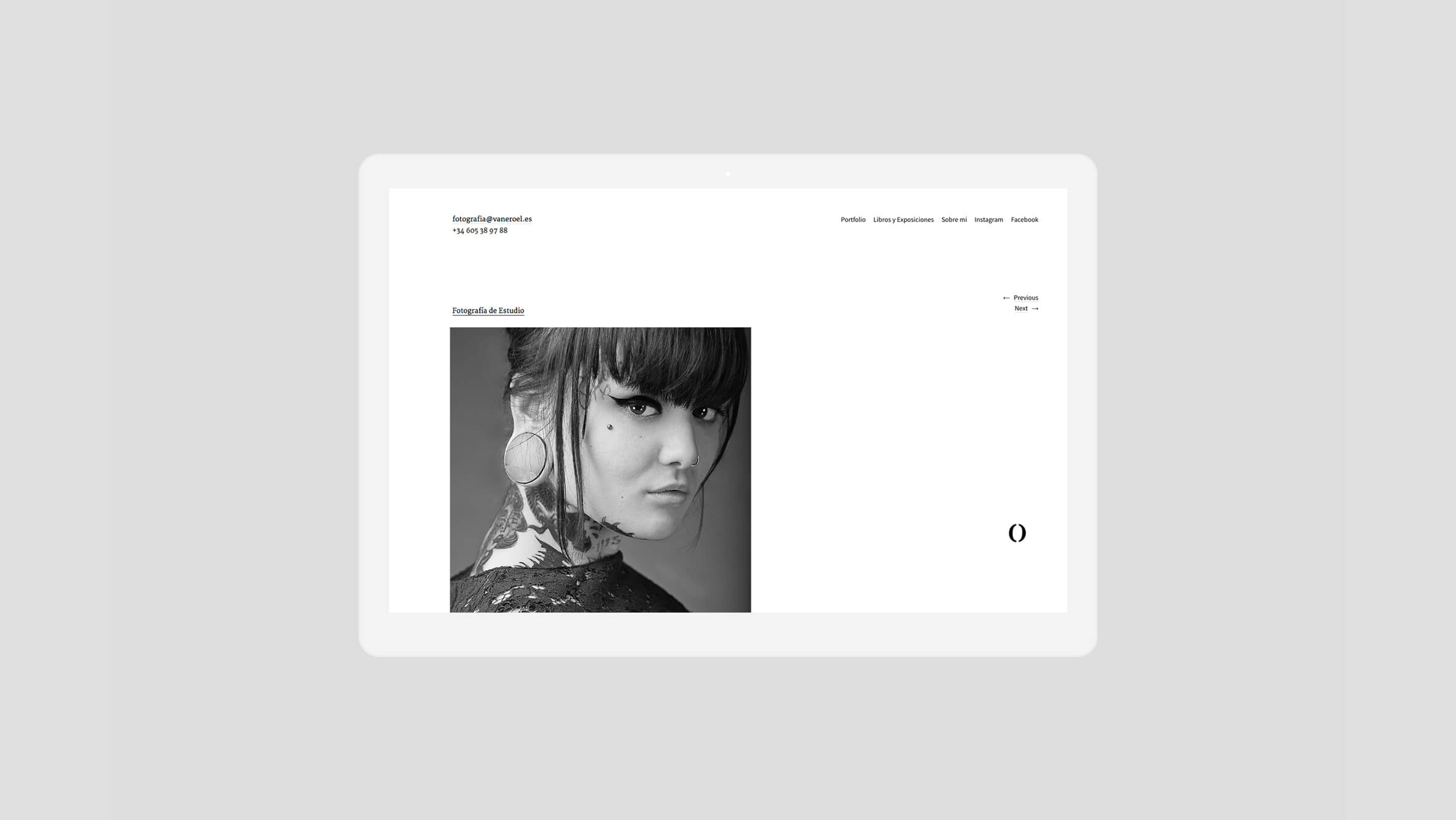 vane-roel-branding-fotografia-website